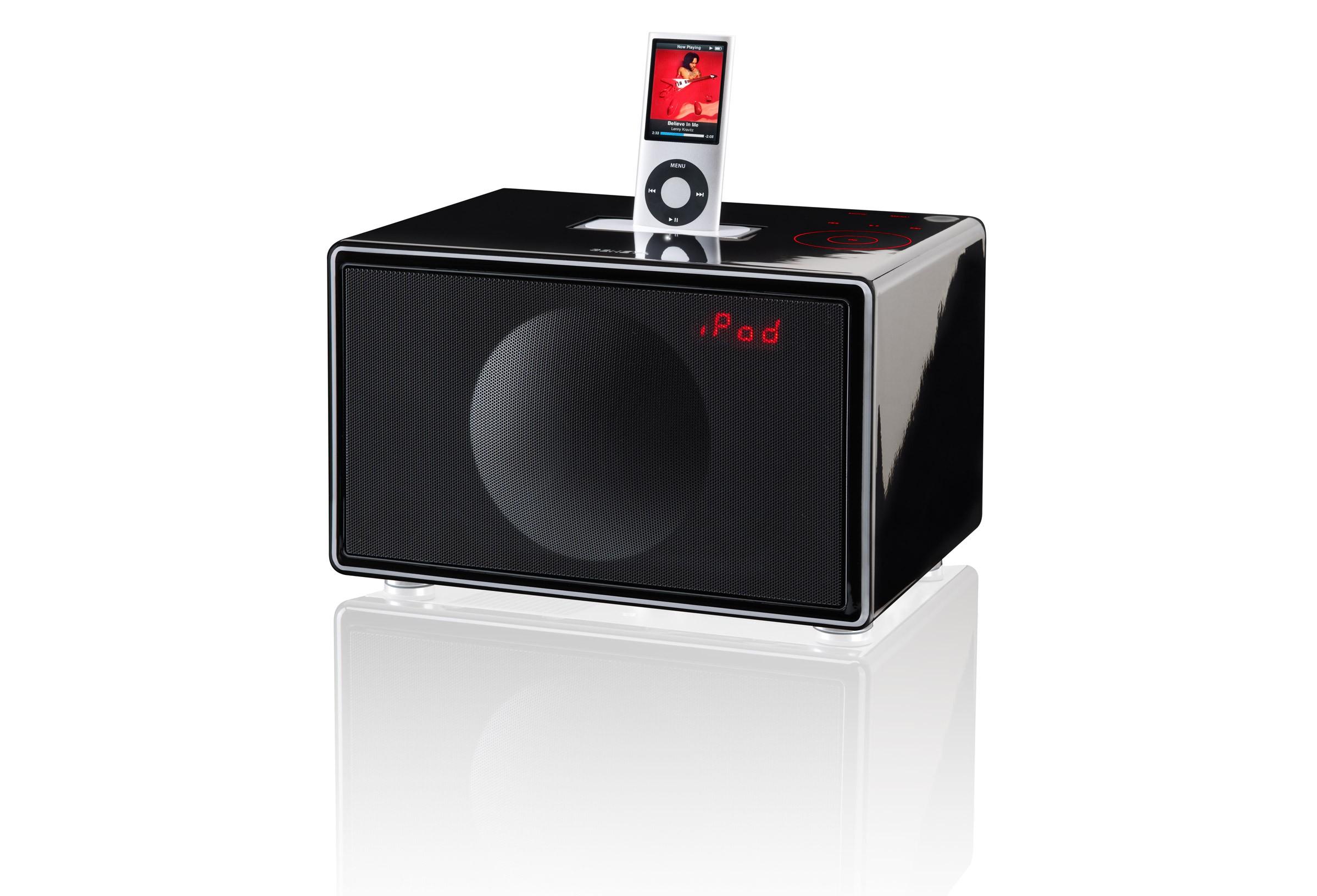 iPod iPhone speaker dock review, Tech Fogey, B&W, Arcam